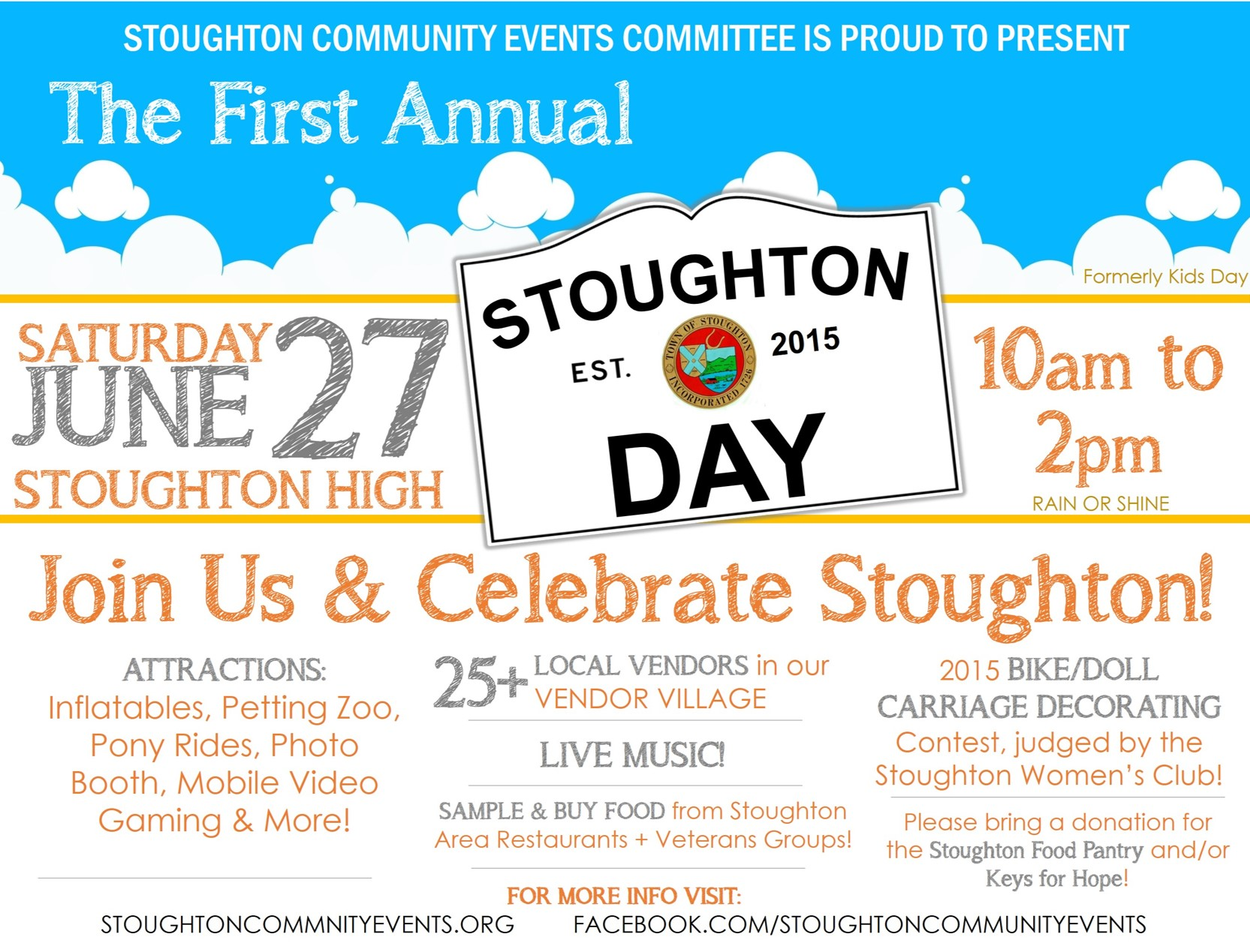 stoughton day